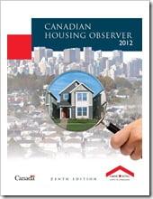 Canadian Housing Observer 2012