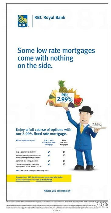 TD & RBC Sharpen Their Public 5-Year Rates - Mortgage ...