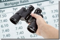 Binoculars and Mortgage Rates