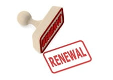 Renewal-mortgage