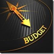 Budget. Business Concept.