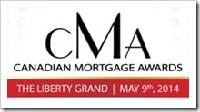 Canadian Mortgage Awards 2014