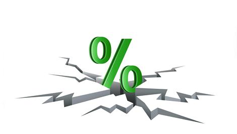 Falling interest rate FB